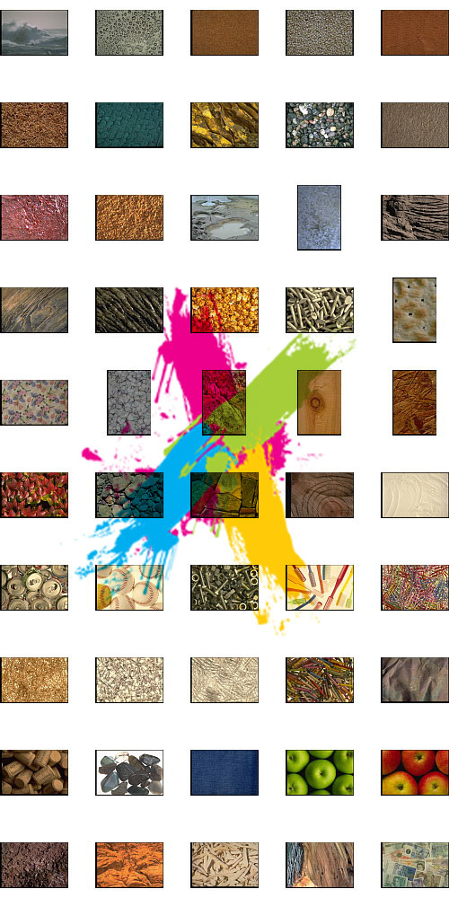 Corel Photo Libraries Backgrounds and Textures 1