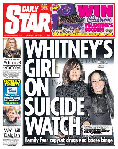 DAILY STAR - 14 Tuesday, February 2012