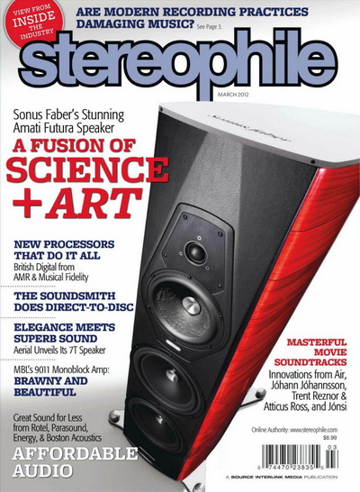 Stereophile - March 2012