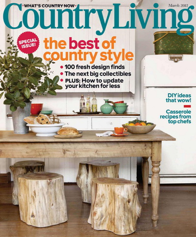 Country Living - March 2012