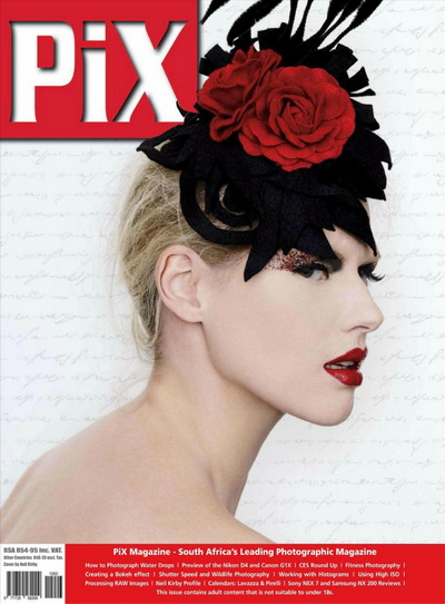 PiX magazine February-March 2012 South Africa