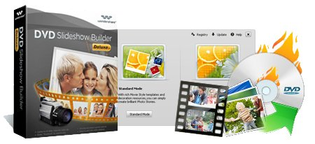 Wondershare DVD Slideshow Builder Deluxe 6.1.7.53 Portable