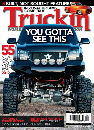 Truckin USA - Vol.38, No.4