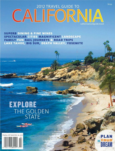 Travel Guide to California – 2012