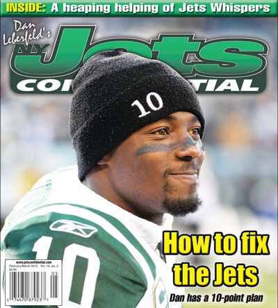 Jets Confidential February-March 2012 USA