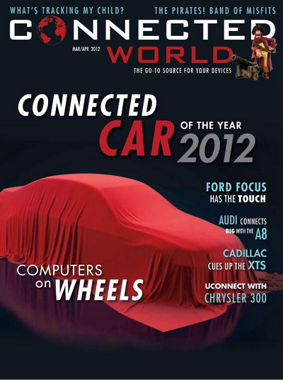 Connected World – April 2012