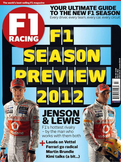F1 Racing - March 2012