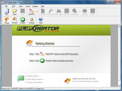 FlipCreator Enterprise 3.2.6.5 Portable