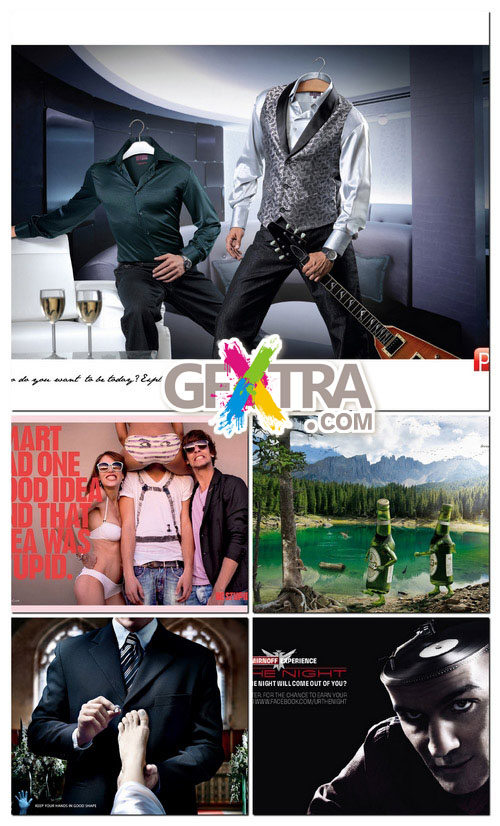 Creative advertising Part 63 - Gfxtra