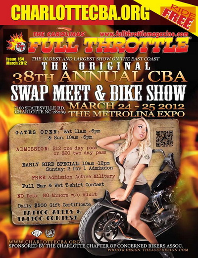 Full Throttle - March 2012