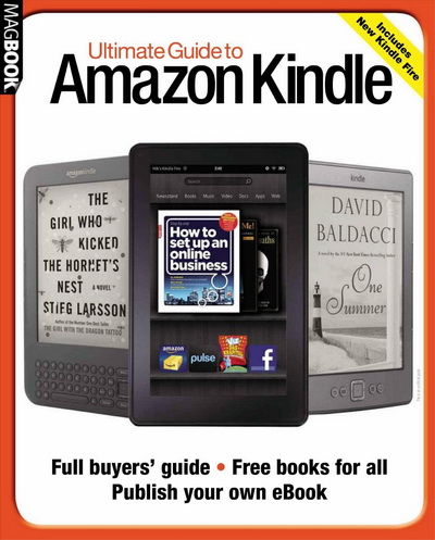 Ultimate Guide to Amazon Kindle 2012