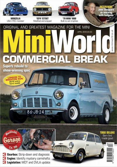 MiniWorld - April 2012 UK