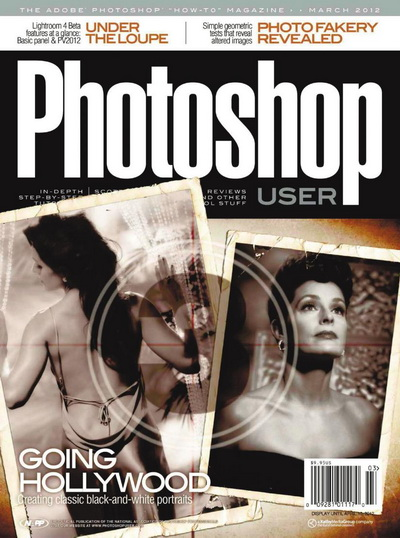 Photoshop User - March 2012