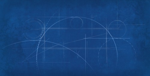VideoHive - The Blueprint 107715