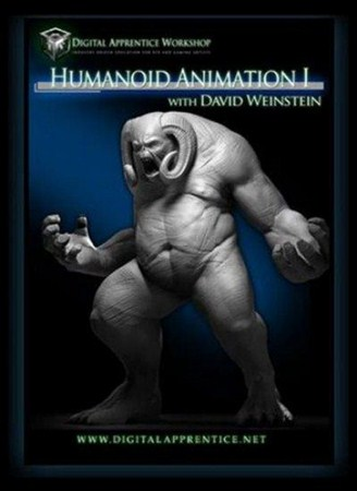Digital Apprentice - Humanoid Animation 1 with David Weinstein