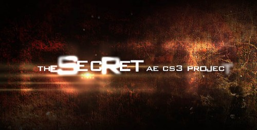The Secret - Project for After Effects (Videohive)