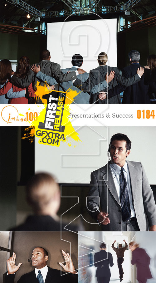 Presentations & Success - Image100 Vol.0184