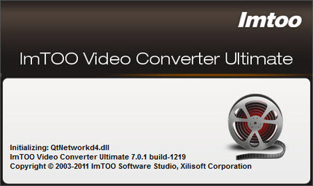 ImTOO Video Converter Ultimate 7.2.0 build 20120420