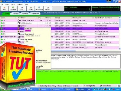 The Ultimate Troubleshooter 4.92 Database 18.03.2012