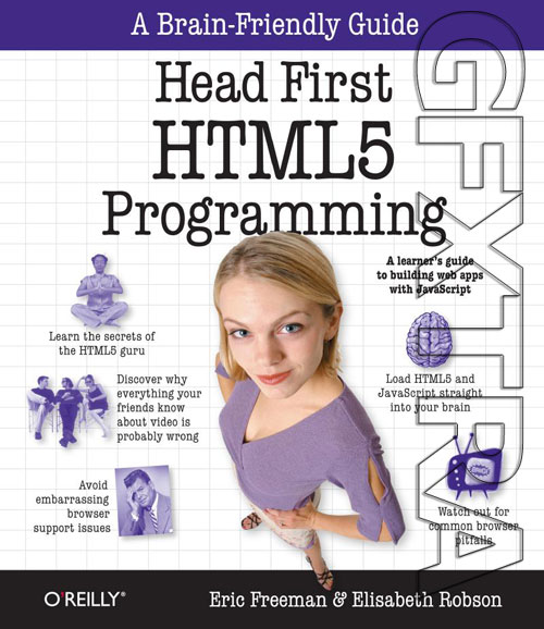 Head First HTML5 Programming: Building Web Apps with JavaScript