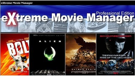 Extreme Movie Manager 7.2.2.7 Deluxe Edition