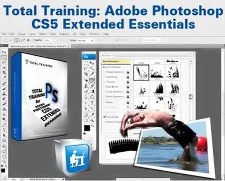 Adobe Photoshop CS5 Extended Essentials - Total Training