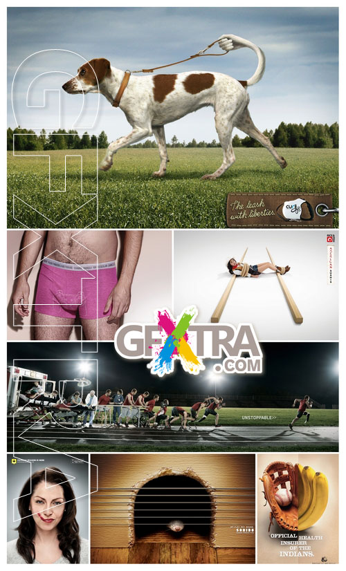 Creative advertising Part 96 - Gfxtra
