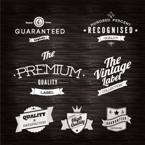 Amazing Typography Collection | 70xEPS from shutterstock