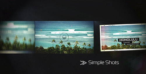 Simple Shots - Videohive