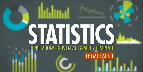 Statistics Theme Pack 1 - Videohive