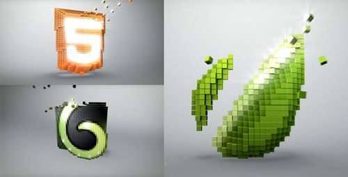 Voxel Channel - Videohive