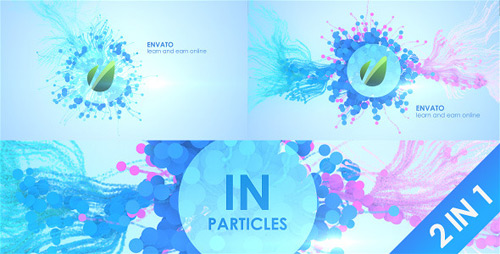 VideoHive - In Particles 2092596