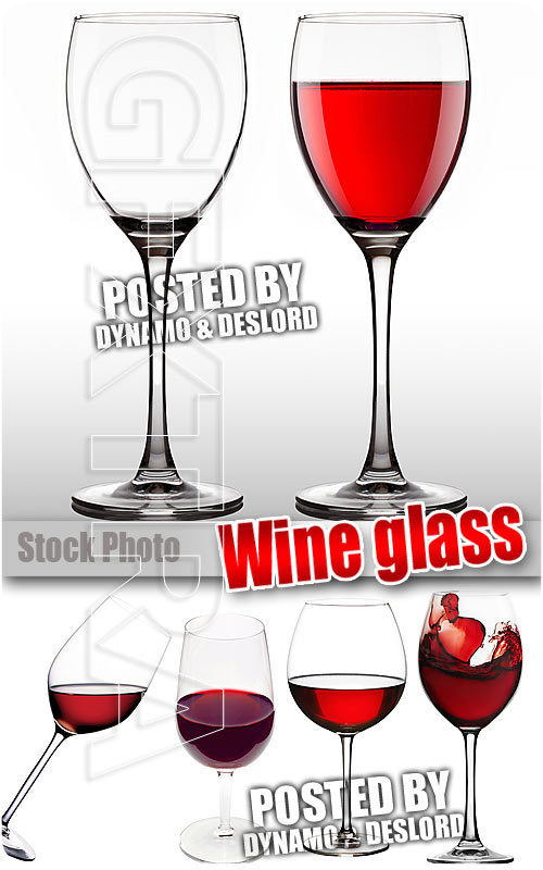 Vine glass - UHQ Stock Photo