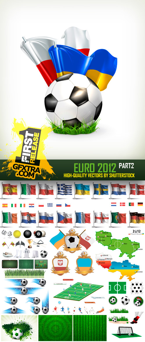 Amazing SS - Euro 2012 (Part 2), 17xEPS