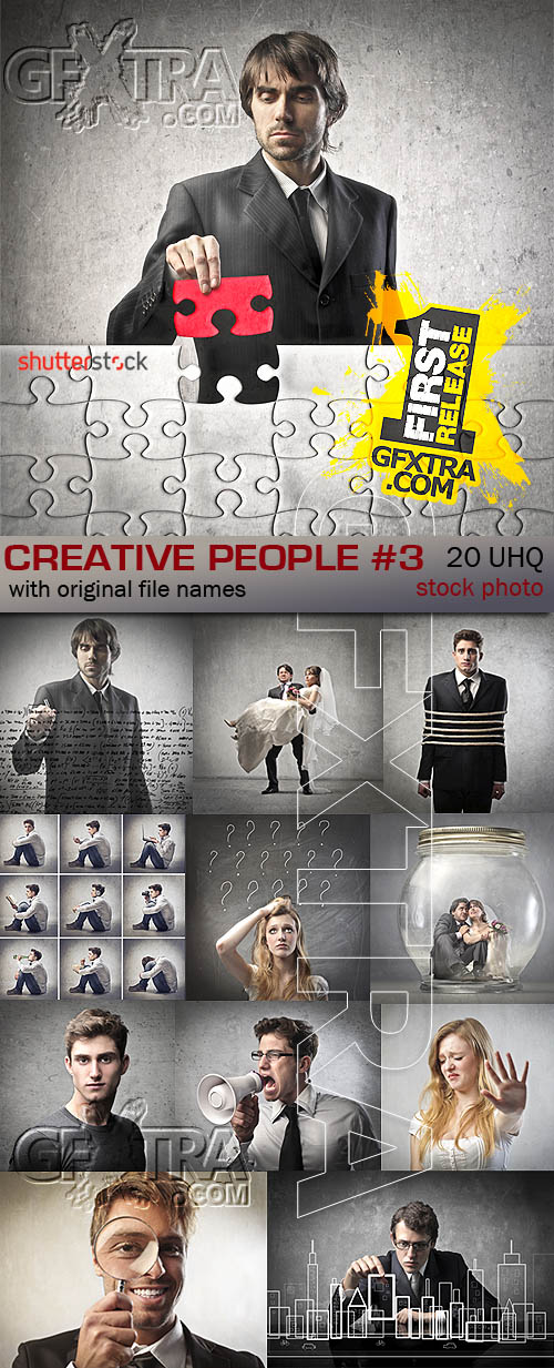 SS Creative People #3 - 20 UHQ photos
