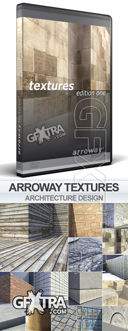 Arroway Architecture Textures Edition One (Compact version)