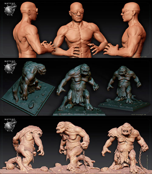 Gnomon Assets - Mega Collection 2012