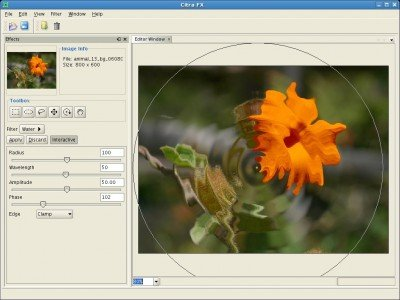 Citra FX Photo Effects 4.0 MultiOS/MacOSX