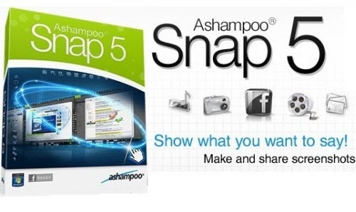 Ashampoo Snap 5.1.4 Multilanguage Portable