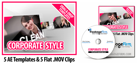 Footage Firm: Corporate Style Templates (AE-Projects)