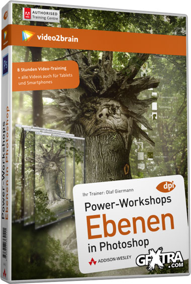 Video2Brain: Power-Workshops, Levels in Photoshop [German]