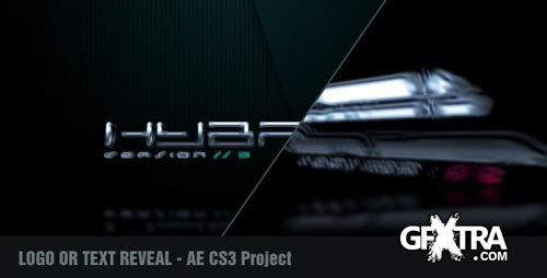 Hybrid .3 - Projects for After Effects (VideoHive)