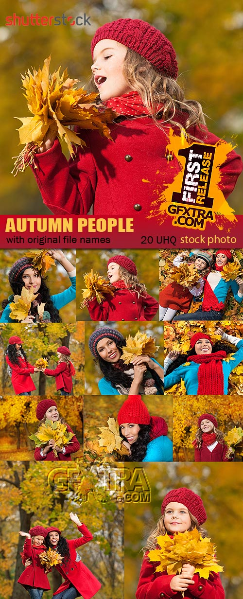 SS People & Autumn - 20 UHQ photos