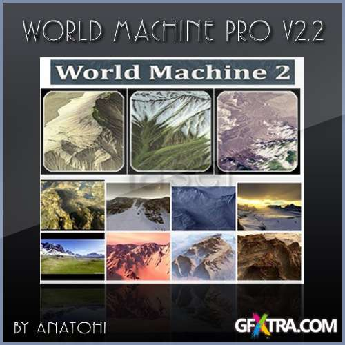 World Machine Professional v2.2
