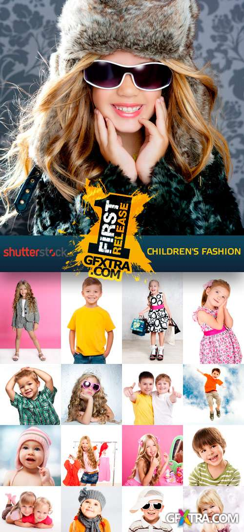 Amazing SS - Children\'s Fashion, 25xJPGs