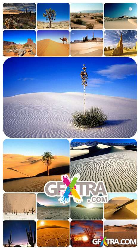 Beautiful Wallpapers - Desert landscapes 4