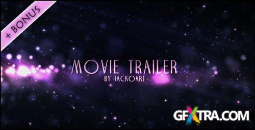 After Effects Project - Movie Trailer 04