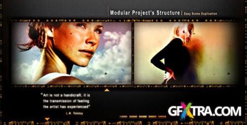 After Effects Project - Oldshots Multimedia HD 180021
