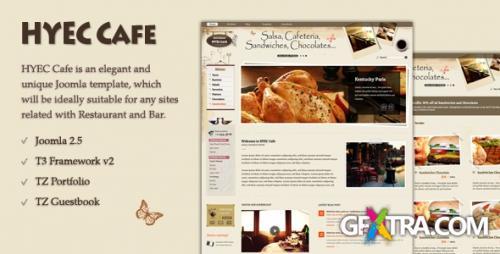 TemPlaza -  HYEC Cafe for Joomla 2.5