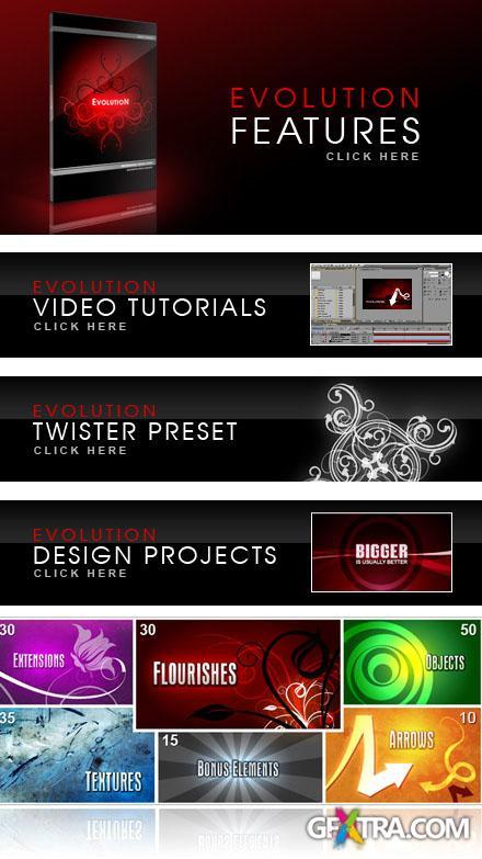 Video Copilot - Evolution [Decorative Design Elements]